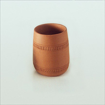 Ethnic Ancient Jar/Pot made of burnt clay