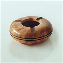Fashionable Wooden Ashtray