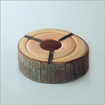 Attractive Wooden Ashtray