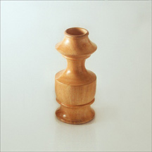 Candle Holder made of wood